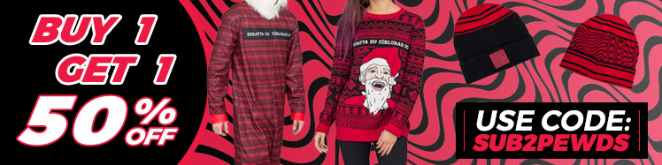 PewDiePie Christmas Collection