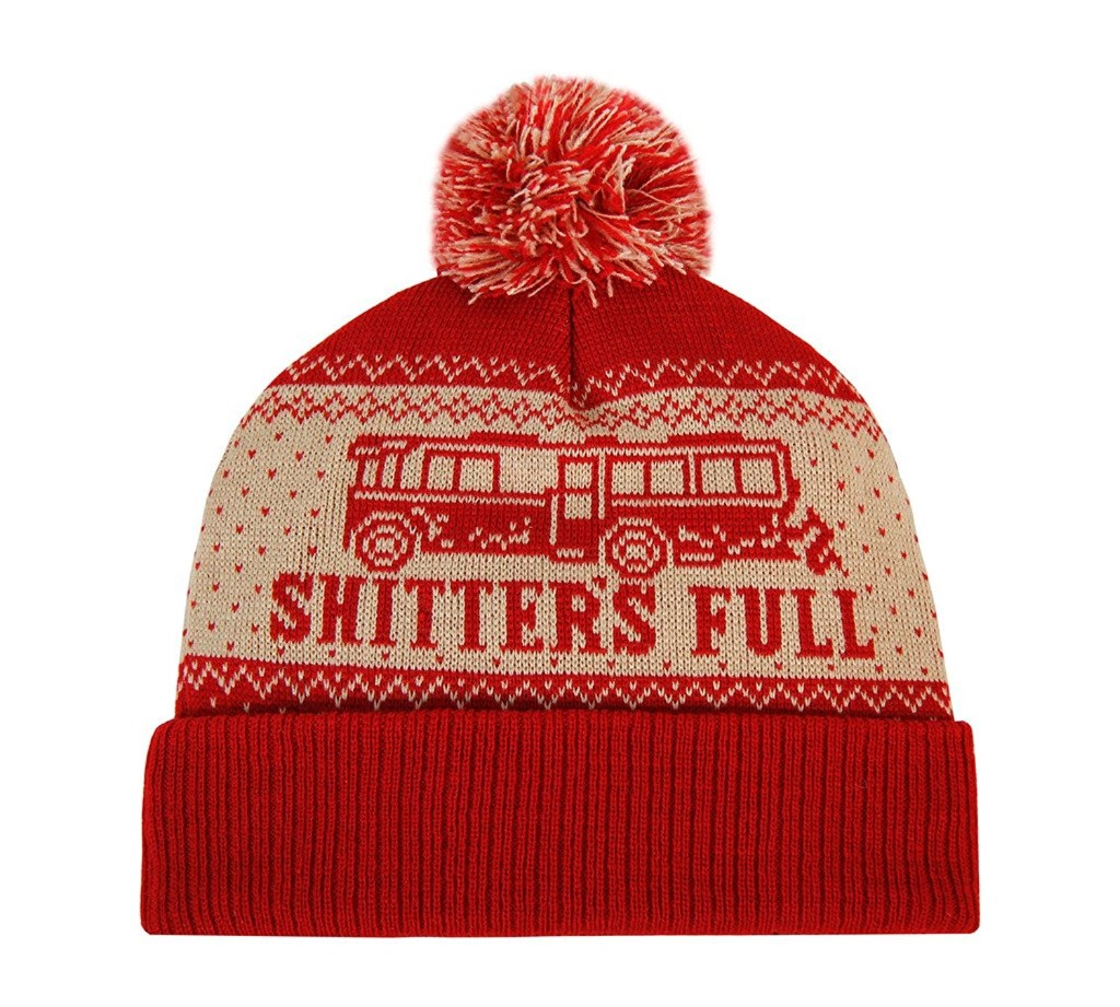 Christmas Vacation Shitter's Full Beanie